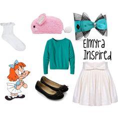 """Elmyra Inspired"" by aimeekast on Polyvore"