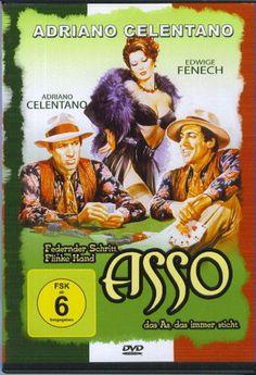 !!! Asso - Adriano Celentano, Edwige Fenech 0807297024494 !!!