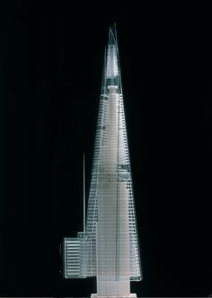 The Shard, Renzo Piano