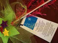 """""""Magic Wand of Kindness"""" (pass-it-on project): My daughter, Callie, was given this tonight by our neighbor. We had never heard of it and we are so excited!  Check it out (there is a website and a Facebook page) and maybe have your kids start one of their own?!"""