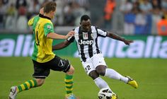 Juventus vs Chievo 2 - 0   Asamoah