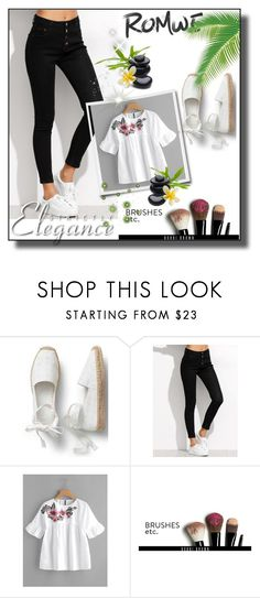 """""""fashion is my inspiration"""" by nadina-begic ❤ liked on Polyvore featuring Bobbi Brown Cosmetics"""
