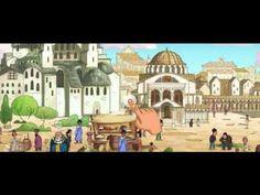 [Sortie le 12 février 2015] MEDELIA, le trésor de la méditerranée est une production de l'Institut du monde arabe, développée par le studio français Pinpin Team.