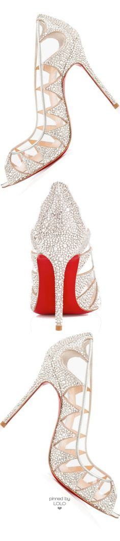 Christian Louboutin To see a video on utube on How to make high heels…