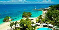 mactan island beach - Google Search