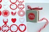 Home & Garden - Christmas - Christmas cards & Wrap - Gift Ta
