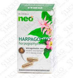 HARPAGOFITO NEO 200 MG 45 CAPSULAS