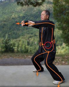 Nèigōng: Martial Qìgōng for Internal Power