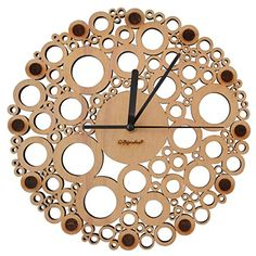 Giftgarden Wooden Wall Clock with Hollow up Gift Garden https://www.amazon.ca/dp/B01GQ04CRE/ref=cm_sw_r_pi_dp_NXoCxbG6TWTJ6