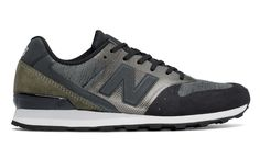 New Balance 996, Meteor with Black
