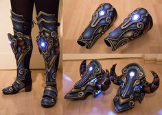 World of Warcraft Armor Costumes | ... costume on FacebookAlso want to make a cool armor costume? Check out