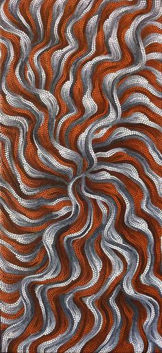Aboriginal Art Galleries - Fabrianne Peterson - Artwork-Detail