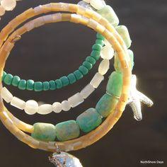 Beach Inspired Bracelet Tutorial