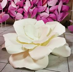 Бумажные цветы от Светланы Копцевой | VK