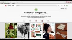 How to Easily Navigate Pinterest's Newest Layout As of November 2015 | Pinterest marketing expert Anna Bennett reveals how to use Pinterest's newest feature....the visual search tool! It is so cool you need to check it out http://www.whiteglovesocialmedia.com/pinterest-consultant-101-beginners-guide-how-to-easily-navigate-pinterest/ | Pinterest For Business Tips +  Tricks | Pinterest Video Tutorial