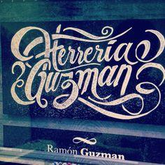 Herreria guzman by Alan Guzman.
