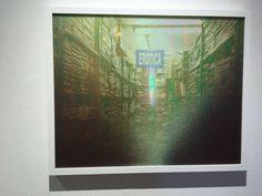 """Sascha Hughes-Caley """"Blossoms"""" Digital c-print 17"""" x 21"""" 2016"""