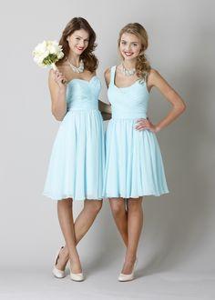 Kennedy Blue Bridesmaid Dresses Quinn and Sydney