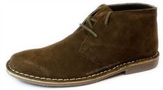 Red-Tape-Desert-Suede-Leather-Lace-Up-Mens-Chukka-Gobi-Boots-HIGH-QUALITY