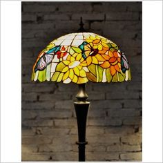 Joanne Tiffany Tiffany Sunshine Floor Lamp