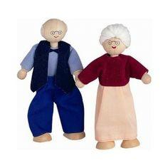 Abuela y Abuelo