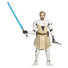 Star Wars The Clone Wars The Vintage Collection ObiWan Kenobi Figure ** Read more reviews of the product by visiting the link on the image.Note:It is affiliate link to Amazon.