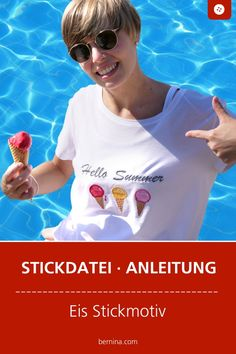 Eis Stickvorlage für ein Sommershirt: kostenlose Stickdatei Life Is Too Short Quotes, Life Quotes To Live By, Quotes Deep Feelings, Life Lesson Quotes, Life Pictures, Embroidery Patterns, Most Beautiful Pictures, Inspirational Quotes, Massage
