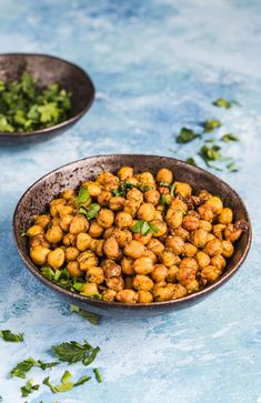 Healthy Deserts, Healthy Recipes, Chana Masala, I Foods, Tofu, Risotto, Food Photography, Recipies, Food And Drink