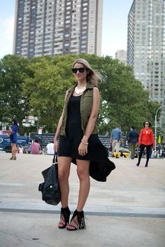 New York S/S 2012, ELLEuk.com