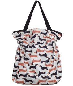 Bolsa Nylon Salsicha UseNatureza.com www.usenatureza.com #UseNatureza #JeffersonKulig #moda #fashion #bolsa #natureza