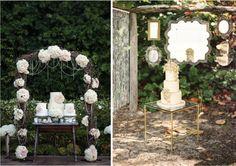 15 Stunning Cake Table Ideas  | bellethemagazine.com
