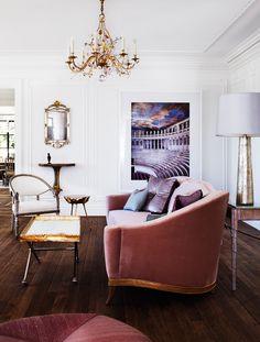 Earthy living room from the Sri Lanka home of interior designer ...
