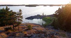 Modermagan island in Ekenäs archipelago in Raseborg, Finland Joko, Archipelago, River, Island, Spaces, Mountains, Nature, Summer, Outdoor