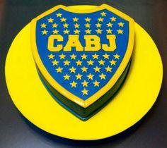 Hasta ahora he hecho unas cuantas tartas de fútbol nacionales: del Atleti, del segundo equipo de Madrid y del Betis. Con esta tarta saltamos al otro lado del Atlántico