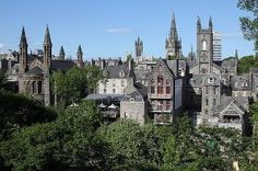 Aberdeen, Scotland.  Lived in the granite city for over 2 yrs.