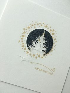 Love Cards & Papers by Alexa: Frohe Festtage