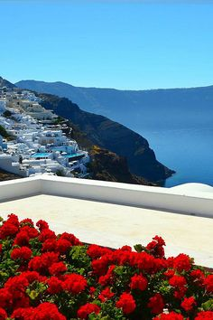 ** Santorini, Greece **