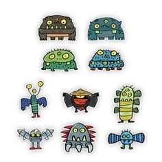 doodle jump monster