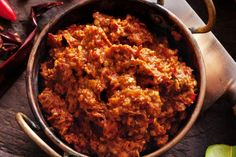 Thai Red Curry Paste: Keep this fragrant, flavoursome paste in the fridge to create authentic curries.