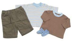 4-tlg. Kombination für Jungen: Kordhose, Langarmshirt, Strümpfe, Größe: 50-56, englische Mode