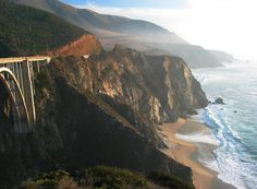 'California loving' Click on the pic to find out why the #Route1 is the ULTIMATE #roadtrip