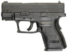 Springfield XD 9--- one of my favorite guns