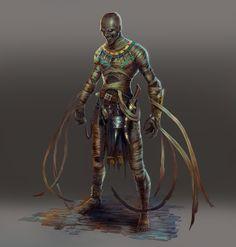 killer instinct new character | ... Ra-Kan is the third new character for Season 2 of Killer Instinct | VG247