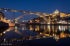 Porto City, Porto Portugal, Douro, Sydney Harbour Bridge, 1950, Around The Worlds, Europe, Explore, Bridges