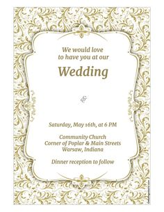 Invitation Template Word Interesting Wedding Invitation Templates  Wedding Invitation Templates Word .