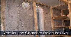 Chambre Froide - Comment construire une chambre froide au sous-sol…