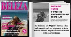 Resultado Você está na capa de uma revista mundialmente famosa! | FunMix.eu