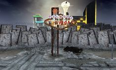 Image result for las vegas fallout