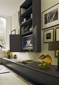 Arbat seating storage / Heijden-Hume