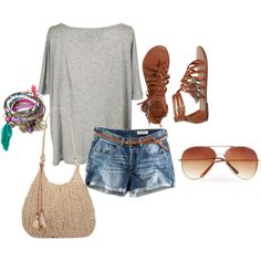 ready for hawaii, created by caid805 on Polyvore